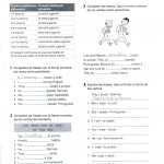 PRESENT CONTINUOUS WORKSHEET 001