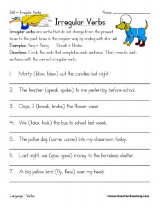 irregular-verbs-worksheet-