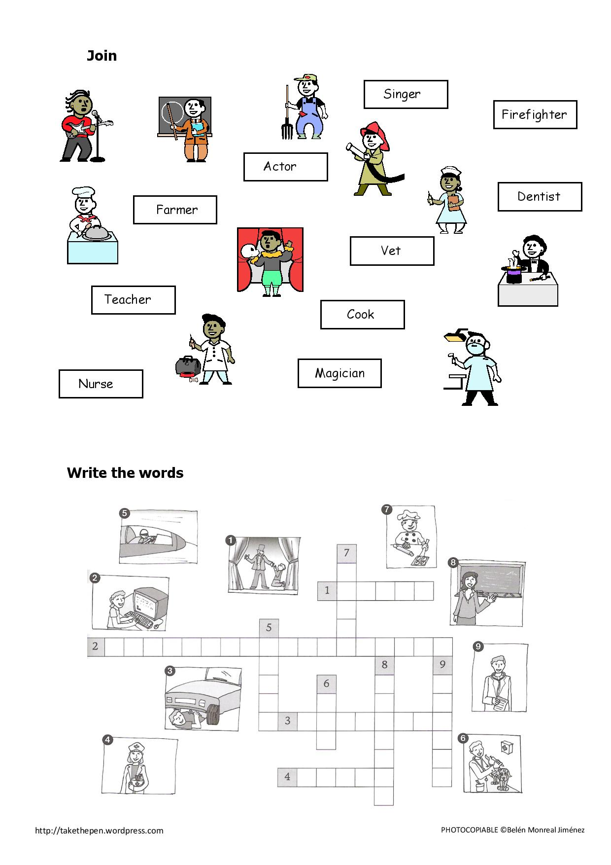 Jobs Crossword submited images.