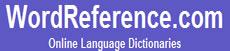 www.WordReference.com