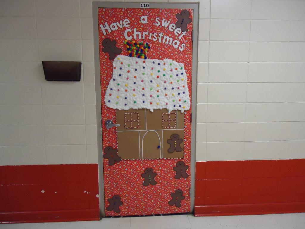 Christmas Archivos  Take the penTake the pen ~ 225633_Christmas Decorating Ideas For Classroom Door